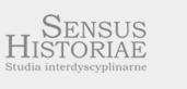 czasopismo sensus historiae